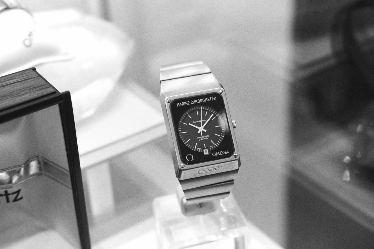 Marine-Omega-Museum-Visit-Monochrome-Watches