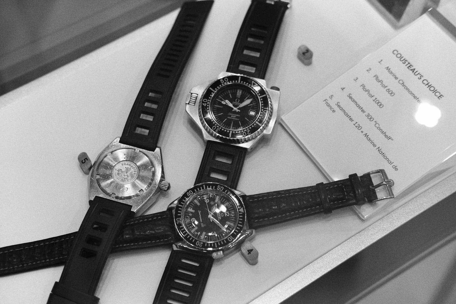 cousteau1-Omega-Museum-Visit-Monochrome-Watches