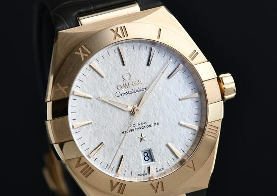 The Omega Constellation has maintained the classic appearance.